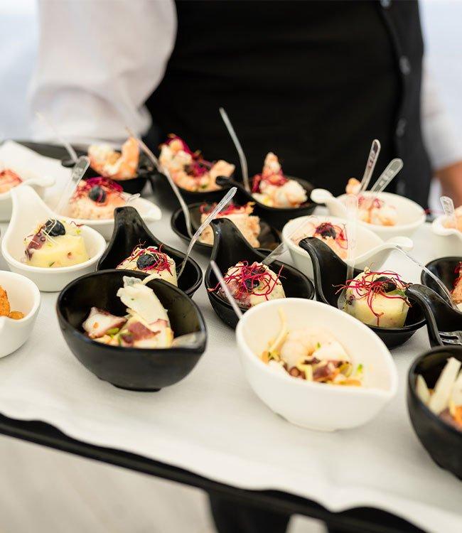 Catering e banqueting matrimonio