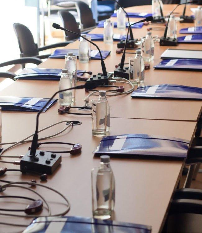 Location e allestimento eventi aziendali