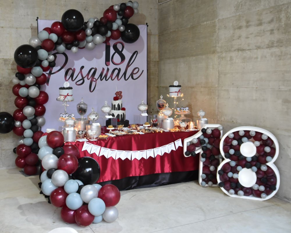 Party planner Avellino - 18 anni