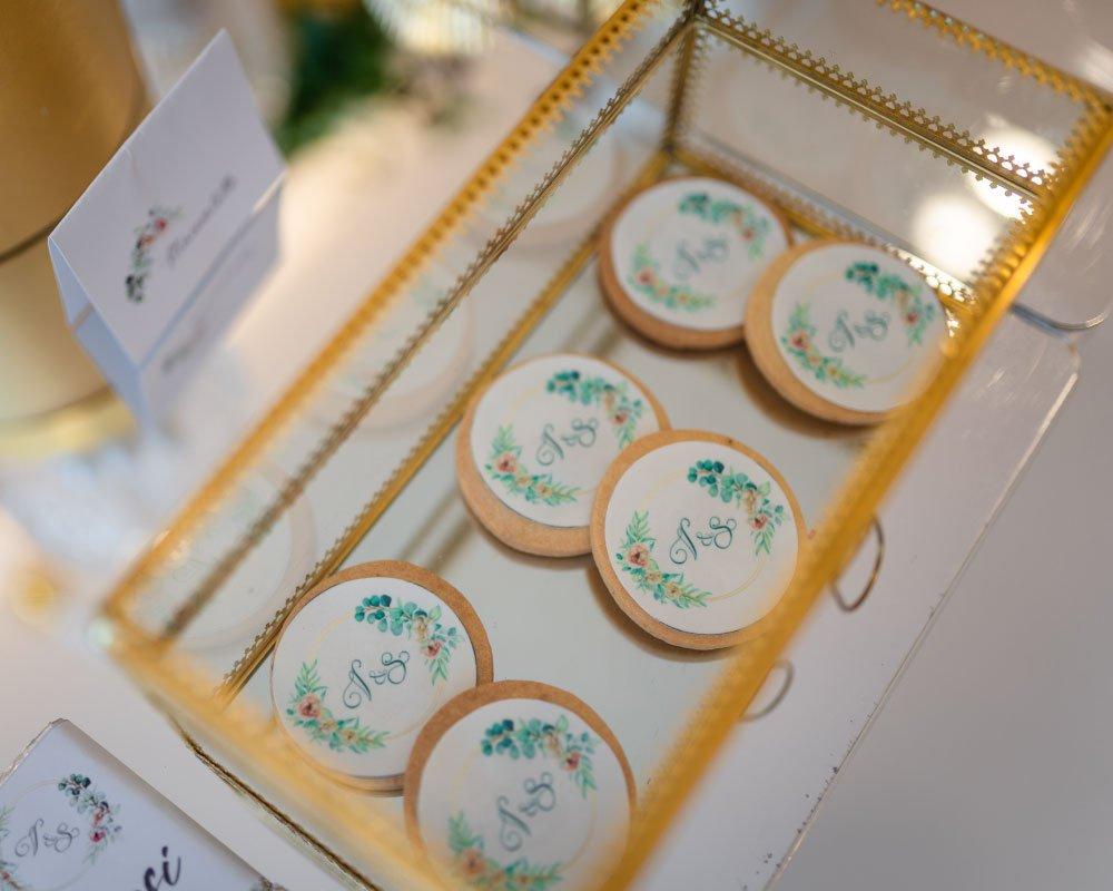 Biscotti personalizzati wedding