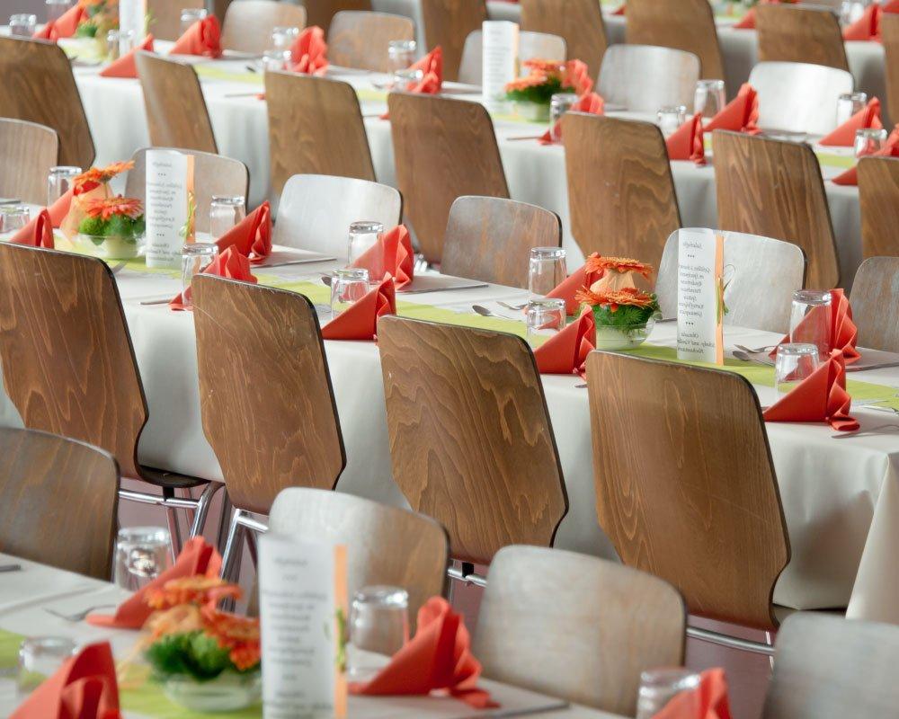 Allestimento eventi aziendali Avellino - lunch