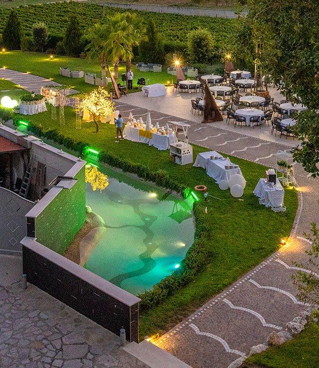 Location Wedding planner Avellino